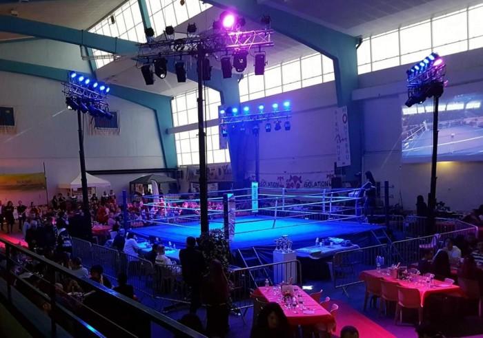 Fighting Night 4 Fight club sport combat Lacombe champion Montceau-news.com 0604191