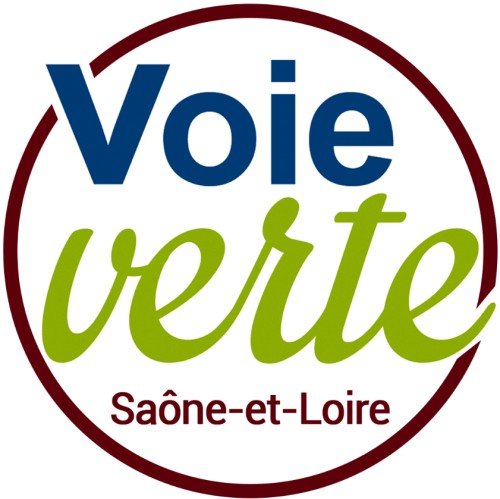 Logo application voie verte 71 smartphone tourisme Montceau-news.com 180419