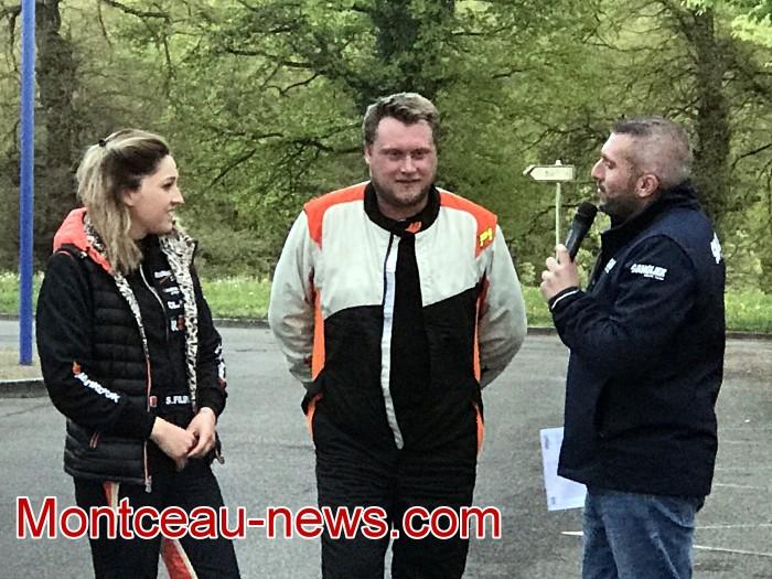 Vainqueurs rallye gueules noires course race speed vitesse Meca Sport Insertion FFSA auto mecanique Montceau-news.com 2704192