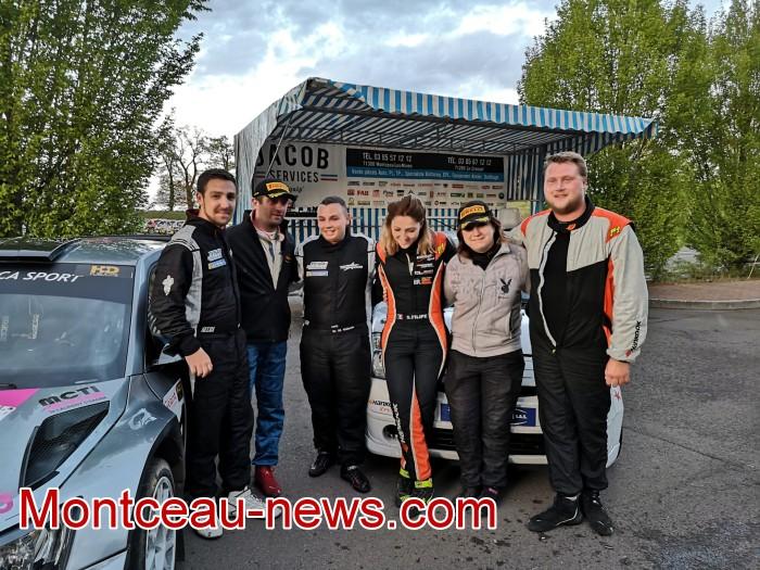 Vainqueurs rallye gueules noires course race speed vitesse Meca Sport Insertion FFSA auto mecanique Montceau-news.com 2704194