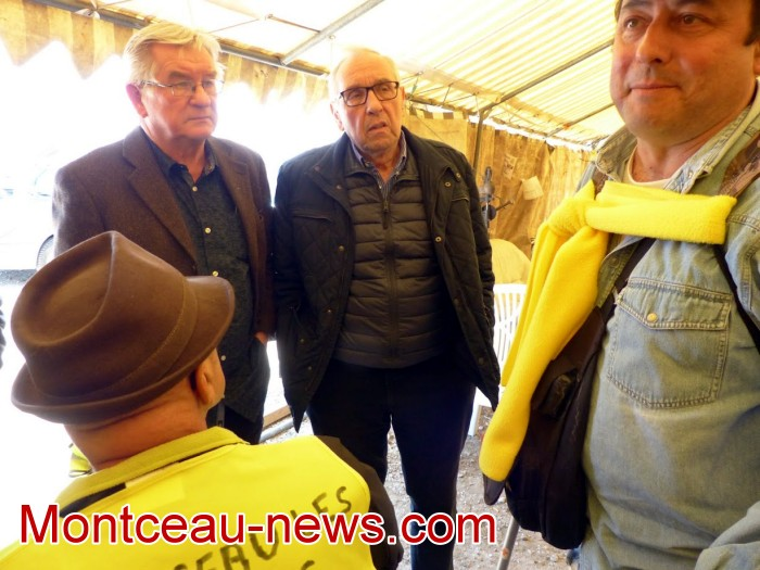 gilets jaunes Magny plainte commissariat police vol cine camera club Montceau-news.com 1504191