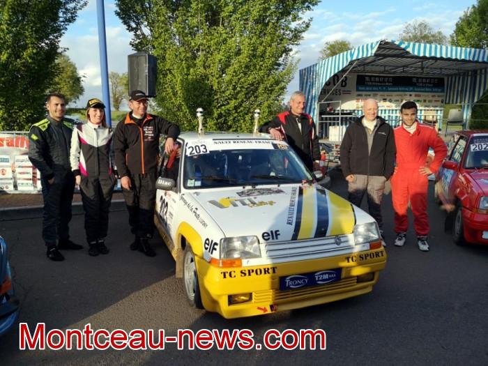 rallye gueules noires course race speed vitesse Meca Sport Insertion FFSA auto mecanique Montceau-news.com 270419
