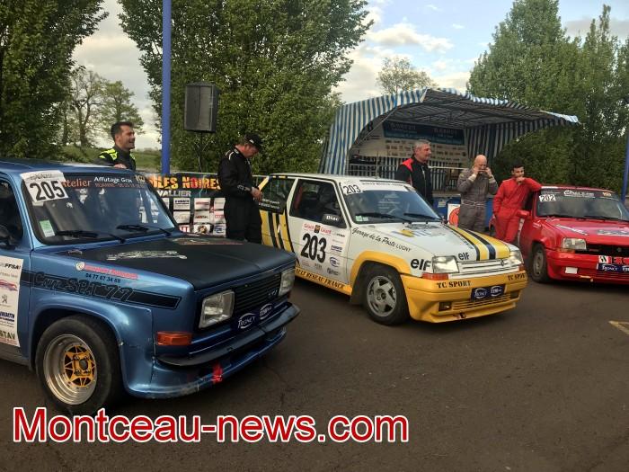 rallye gueules noires course race speed vitesse Meca Sport Insertion FFSA auto mecanique Montceau-news.com 2704193