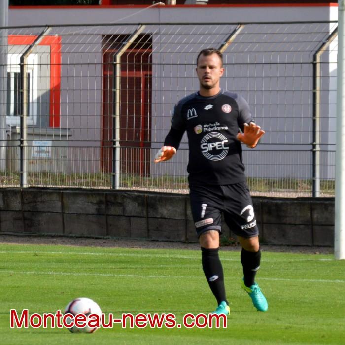 suspension foot national soccers FCMB Montceau-news.com 130419