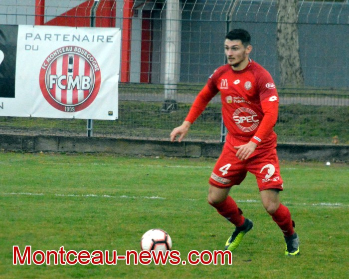 suspension foot national soccers FCMB Montceau-news.com 1304191