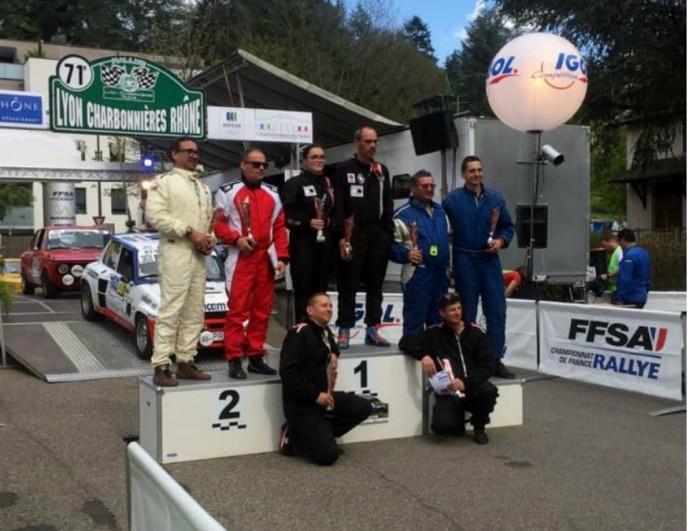 team Fourcher Aventures Laurent Elodie sport auto rallye R5Maxi Turbo course race Lyon Charbonnieres Montceau-news.com 2404191