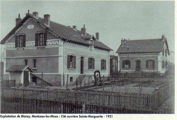 voyage passe patrimoine histoire ribrique Jacky Jacquet cartes postales anciennes, CPA Montceau-news.com 13041912