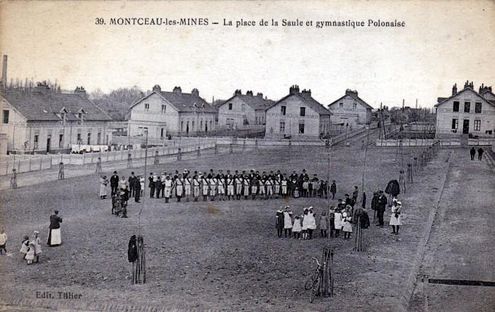 voyage passe patrimoine histoire ribrique Jacky Jacquet cartes postales anciennes, CPA Montceau-news.com 1304193