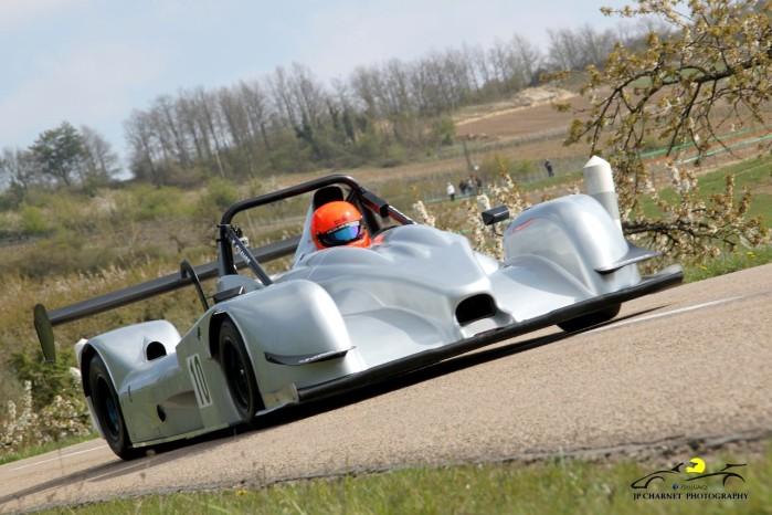 Ecurie bassin Minier sport auto rallye, course race speed vitesse Thomas CHAVOT voiture car Norma groupe CN Montceau-news.com 150519