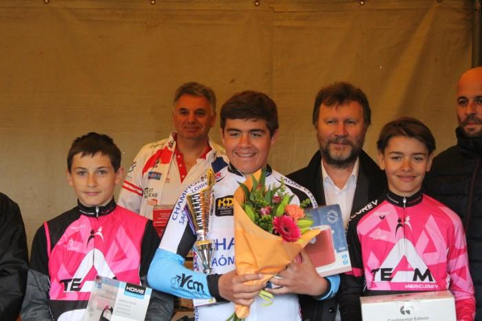 FSGT ASPTT Laurine Ducote Thibaut Baudin VCM cyclisme Montceau club titre cchampion Saone-et-Loire performance vitesse speed Montceau-news.com 1105193