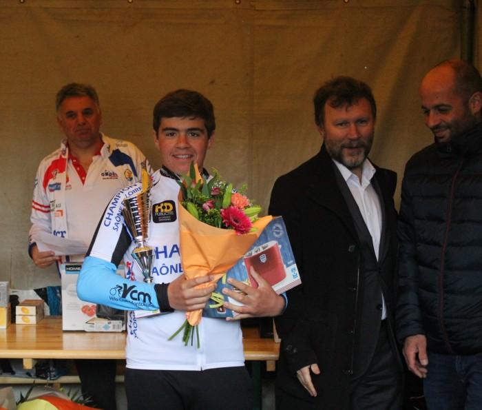FSGT ASPTT Laurine Ducote Thibaut Baudin VCM cyclisme Montceau club titre cchampion Saone-et-Loire performance vitesse speed Montceau-news.com 1105197