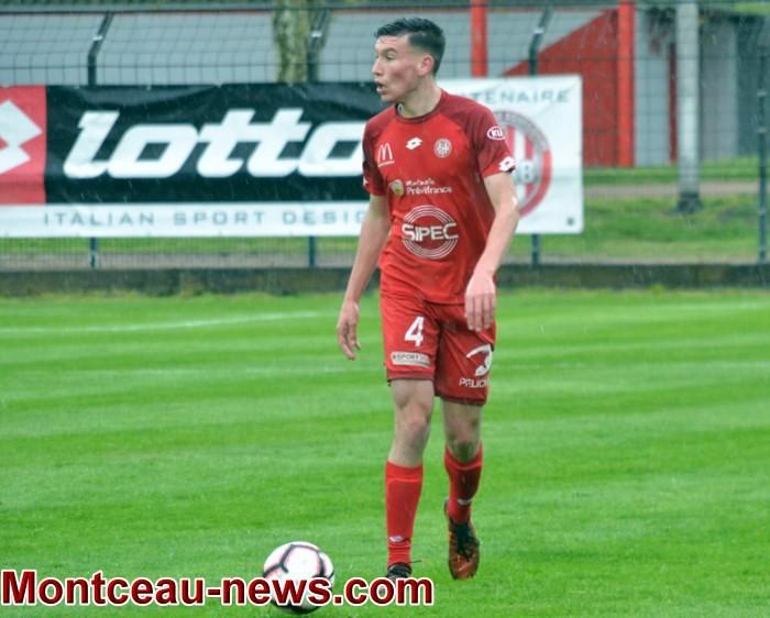 Foot football FCMB FCG soccers derby match live texte national3 Montceau-news.com 180519