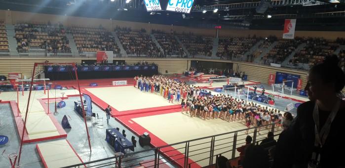 Montceau gym gymnastique championnat France artistique resultats Montceau-news.com 110519