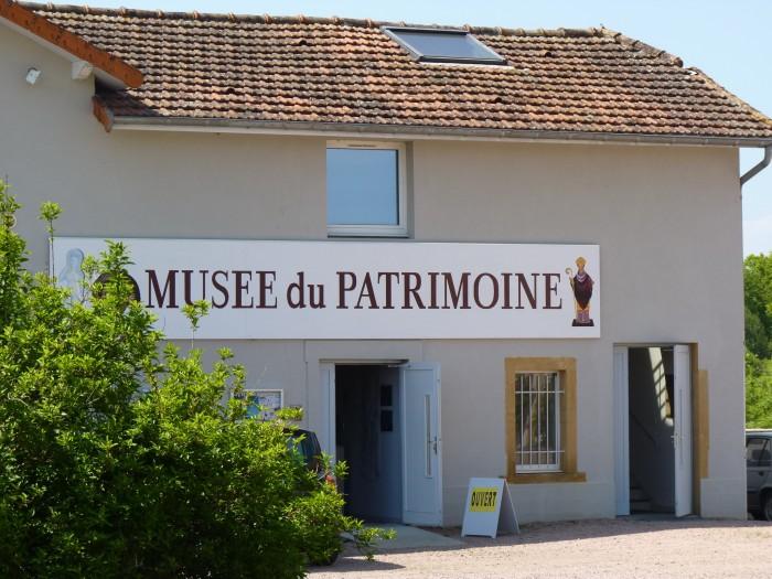 Patrimoine musee Patrimoine Gueugnonnais Guegnon, Charolais sortir culture loisirs tract affiche Montceau-news.com 190519