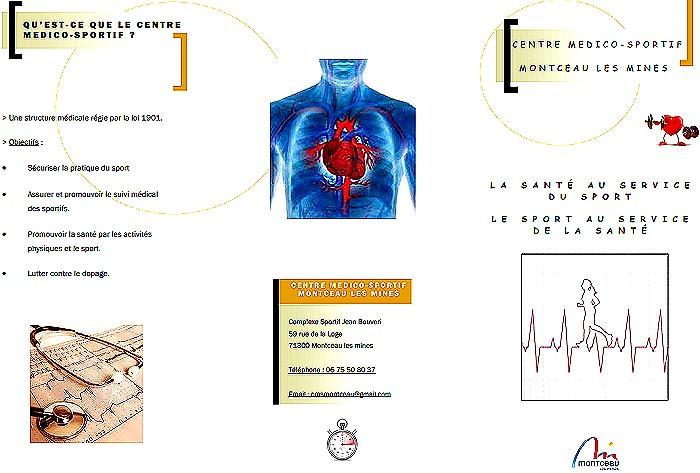 centre medico-sportif sport assemblee general meeting président Gerard Gronfier Montceau Montceau-news.com 1000519