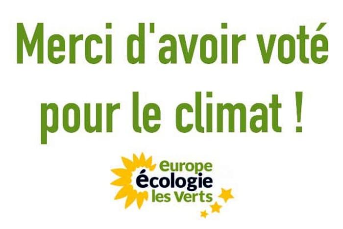 election vote Europe mai 2019 EELV verts politique Bourgogne-Franceh-Comte reaction Claire MALLARD Montceau-news.com 2705191