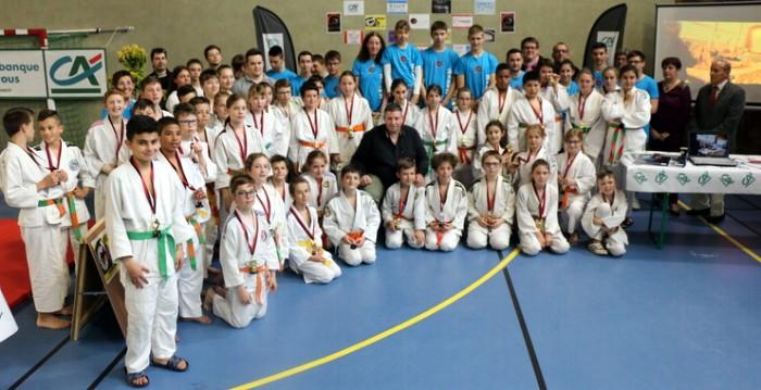 judo club Blanzy alliance dijo tatami ceinture noire sport combat Japon championn championnat competition Montceau-news.com 1005192