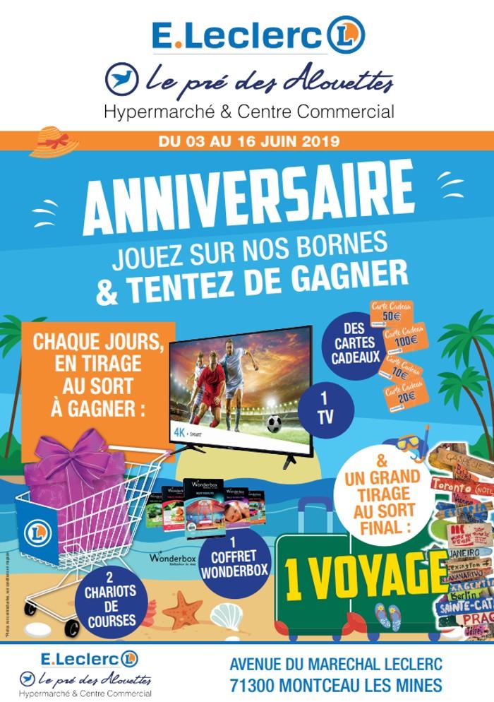 Centre Leclerc Montceau Montceau News L Information De Montceau Les Mines Et Sa Region