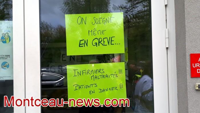 mobilisation greve fonction publique fonctionnaires politique social hopital sante Montceau-news.com 09051913