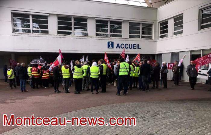 mobilisation greve fonction publique fonctionnaires politique social hopital sante Montceau-news.com 0905195