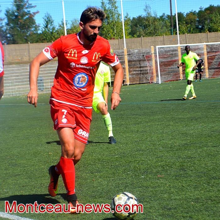 resume compte-rendu match foot football soccers U18R R1 FCMB jeunes juniors Montceau-news.com 1205193