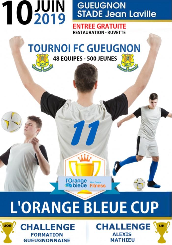 Affiche tournoi foot football socers club Gugugnon FCG young U9 I11 chalenge podium Montceau-news.com 080619