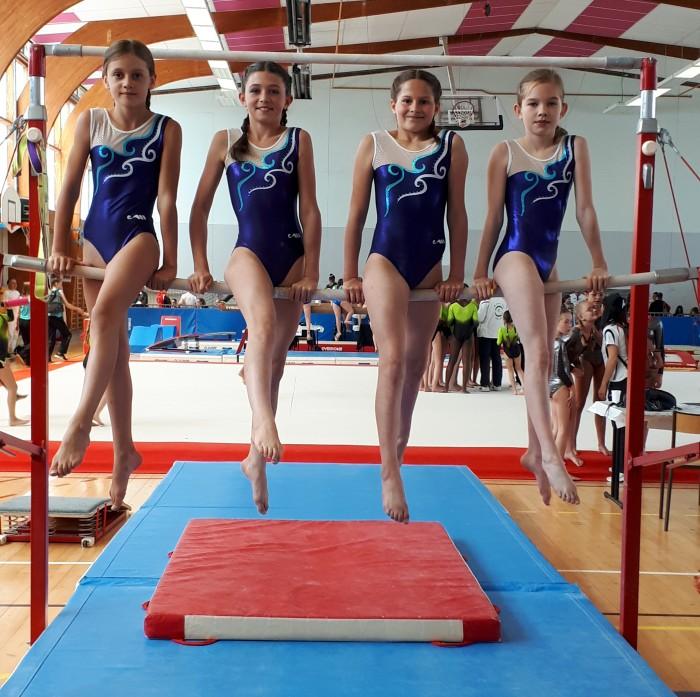 Etoile Gymnique gym gymnastique Ciry noble championnat young filles girls podium Montceau-news.com 14065191