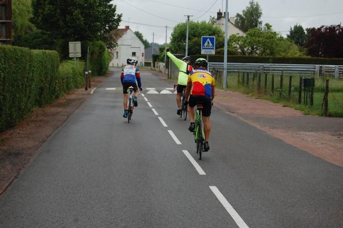 Euro velo Ben Yves eurovelo Pouilloux Angers course race randonnee balade Lauterbour frontiere France Allemagne perforamnce Montceau-news.com 1006192