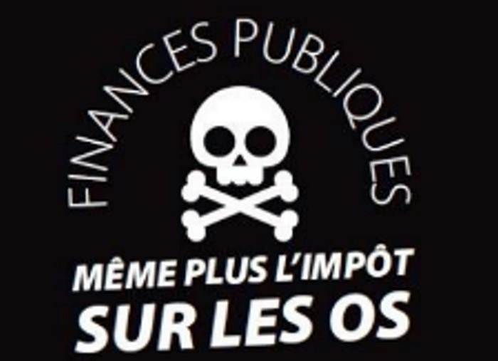 Finances publiques 71 Saone-etLoire syndicat impot social tract presse site web Montceau-news.com 180619