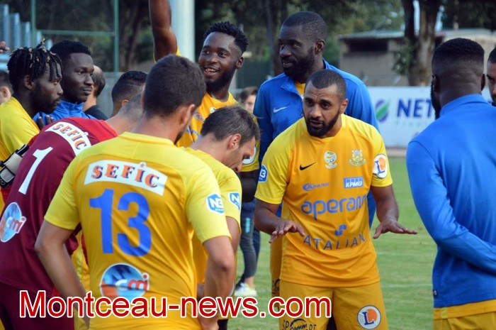 Gueugnon foot football soccer Fouad Dahmoume national3 Girondins Bordeaux FCMB annonce officielle site web Montceau-news.com 210619
