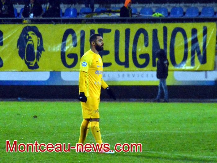 Gueugnon foot football soccer Fouad Dahmoume national3 Girondins Bordeaux FCMB annonce officielle site web Montceau-news.com 2106191
