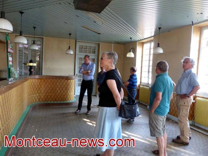 Sanvignes mines Jean-Claude Lagrange maire ville city avenir Liberty bar cafe salle local accueil association ANPE benevole association flyer site web Montceau-news.com 0506192