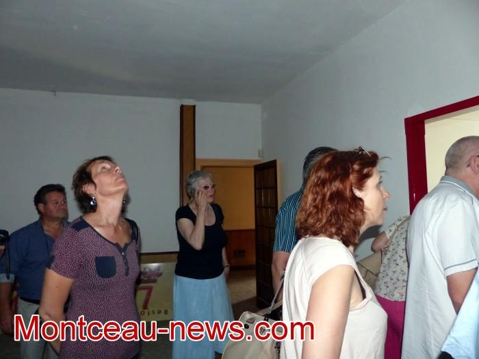 Sanvignes mines Jean-Claude Lagrange maire ville city avenir Liberty bar cafe salle local accueil association ANPE benevole association flyer site web Montceau-news.com 0506194