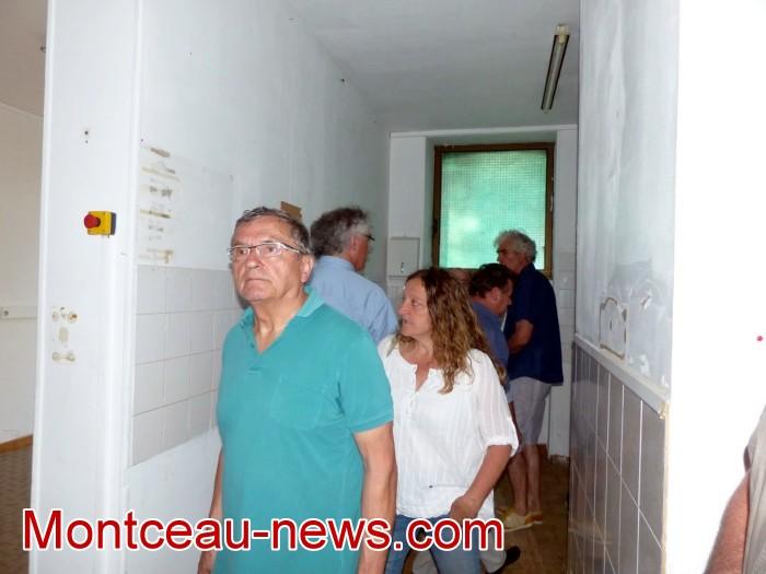 Sanvignes mines Jean-Claude Lagrange maire ville city avenir Liberty bar cafe salle local accueil association ANPE benevole association flyer site web Montceau-news.com 0506195