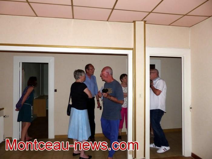 Sanvignes mines Jean-Claude Lagrange maire ville city avenir Liberty bar cafe salle local accueil association ANPE benevole association flyer site web Montceau-news.com 0506199