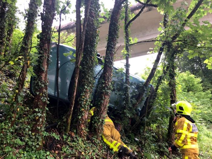 accident Bourgogne faits-divers Ecuisses Saone-et-Loire pompiers fireman gendarmerie SMUR SAMU hopital urgences Montceau-news.com 100619