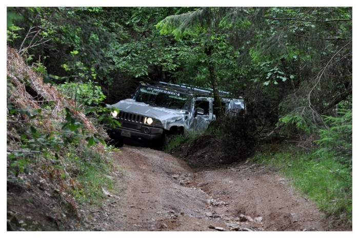 club 4x4 Val Arroux tout-terrain team sortie Morvan ACTT 74 week-end balade amis friends site web Montceau-news.com 2006192
