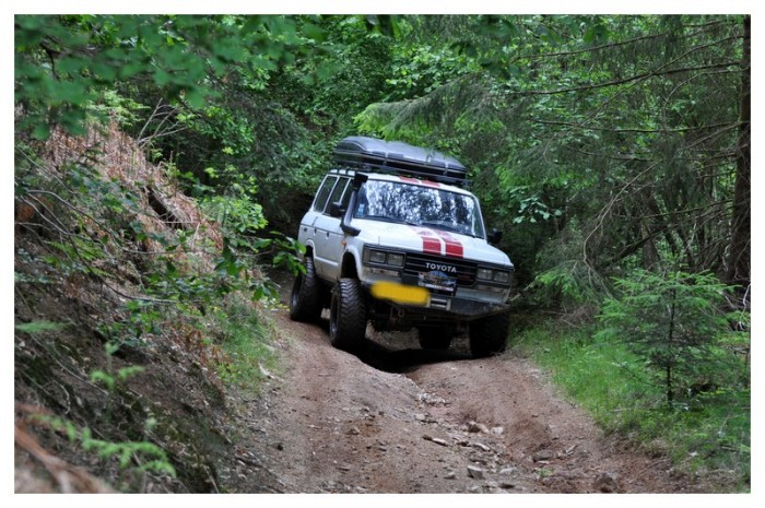 club 4x4 Val Arroux tout-terrain team sortie Morvan ACTT 74 week-end balade amis friends site web Montceau-news.com 2006193