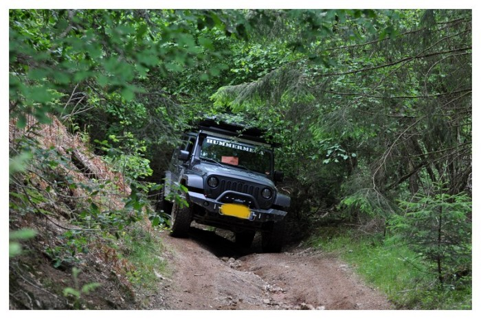 club 4x4 Val Arroux tout-terrain team sortie Morvan ACTT 74 week-end balade amis friends site web Montceau-news.com 2006194