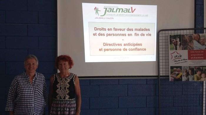 famille de France FDF bassin montcellien Montceau conference loi Claeys Leonetti euthanasie compte-rendu Montceau-news.com 100619