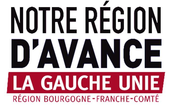 logo gauche unie PS parti socialiste urgences hopital manifestation greve malade patient argent euros dollars Bourgogne Franche-Comte flyer Montceau-news.com 170619
