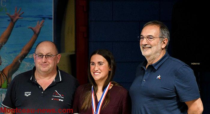 Montceau-les-Mines: Montceau Olympic Swimming «Montceau News