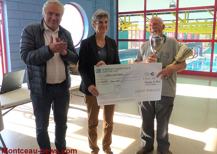Montceau: departmental fishing federation «Montceau News