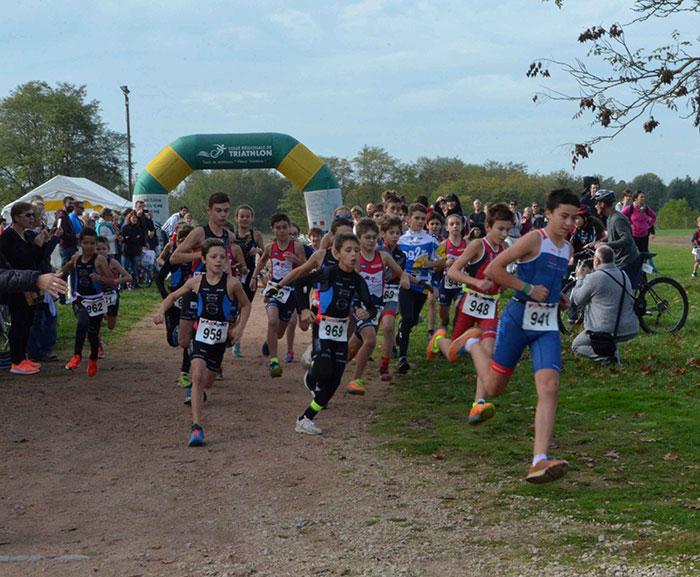 Montceau-les-Mines: Monteau triathlon «Montceau News